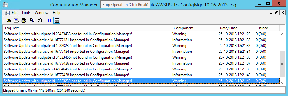 Version 0 3 of Cleanup devices in ConfigMgr 2012 script