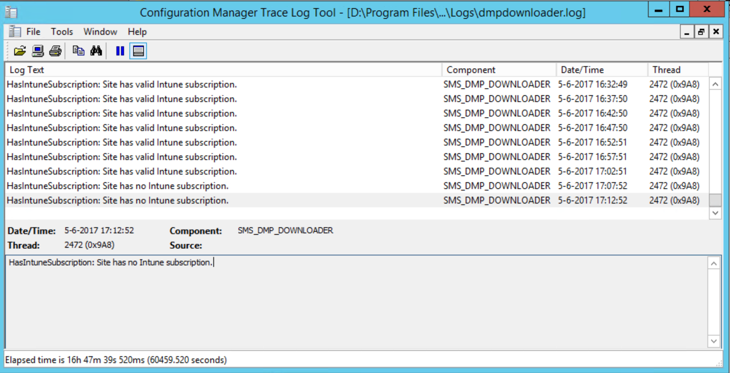 Switching MDM authority to Intune standalone without user