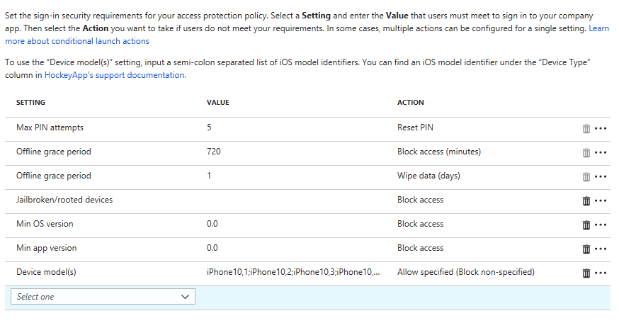 New App Protection capabilities added to Microsoft Intune