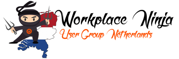 Workplace Ninja User Group Netherlands Logo